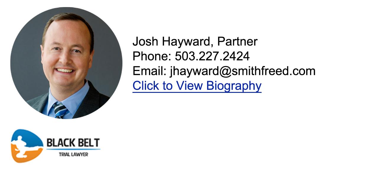 Attorney Profile Case Update Template - Josh