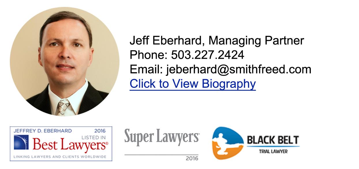 Jeff Eberhard Managing Partner