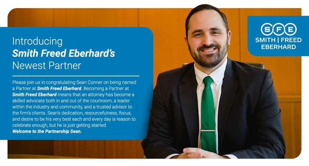 Sean Conner, CGL Smith Freed Eberhard