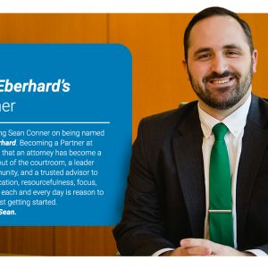 Sean Conner, CGL Smith Freed Eberhard